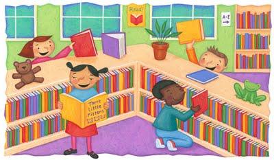 Knjižnični red