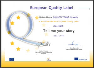 Et European Quality Label