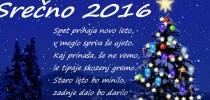 Srečno 2016