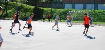 Športni dan od 6. do 9. razreda – igre z žogo