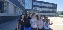 3. mesto v projektu »Mladi v svetu energije«
