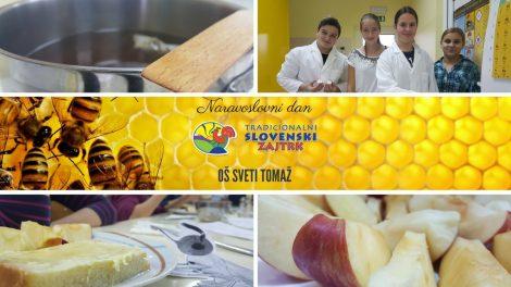 """Naravoslovni dan """"Tradicionalni slovenski zajtrk"""""""