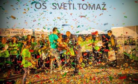 Vseslovenski zmagovalci šestega finala Varno na kolesu