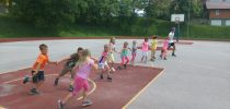 Rastemo s športom – Atletska abeceda (1. in 2. skupina)