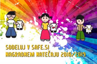 Safe.si nagradni natečaj 2018/2019