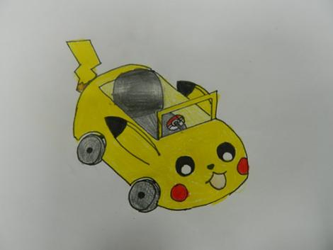 Tehniški dan v 8. a razredu – Načrtovanje avtomobila GoCarGo