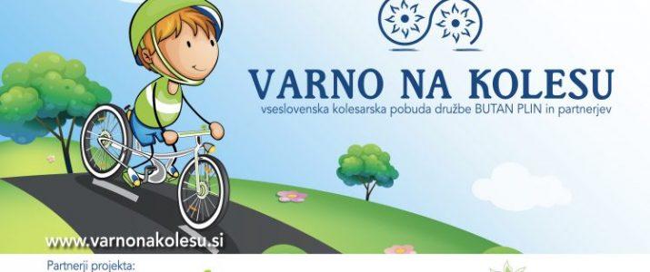 Državno tekmovanje Varno na  kolesu